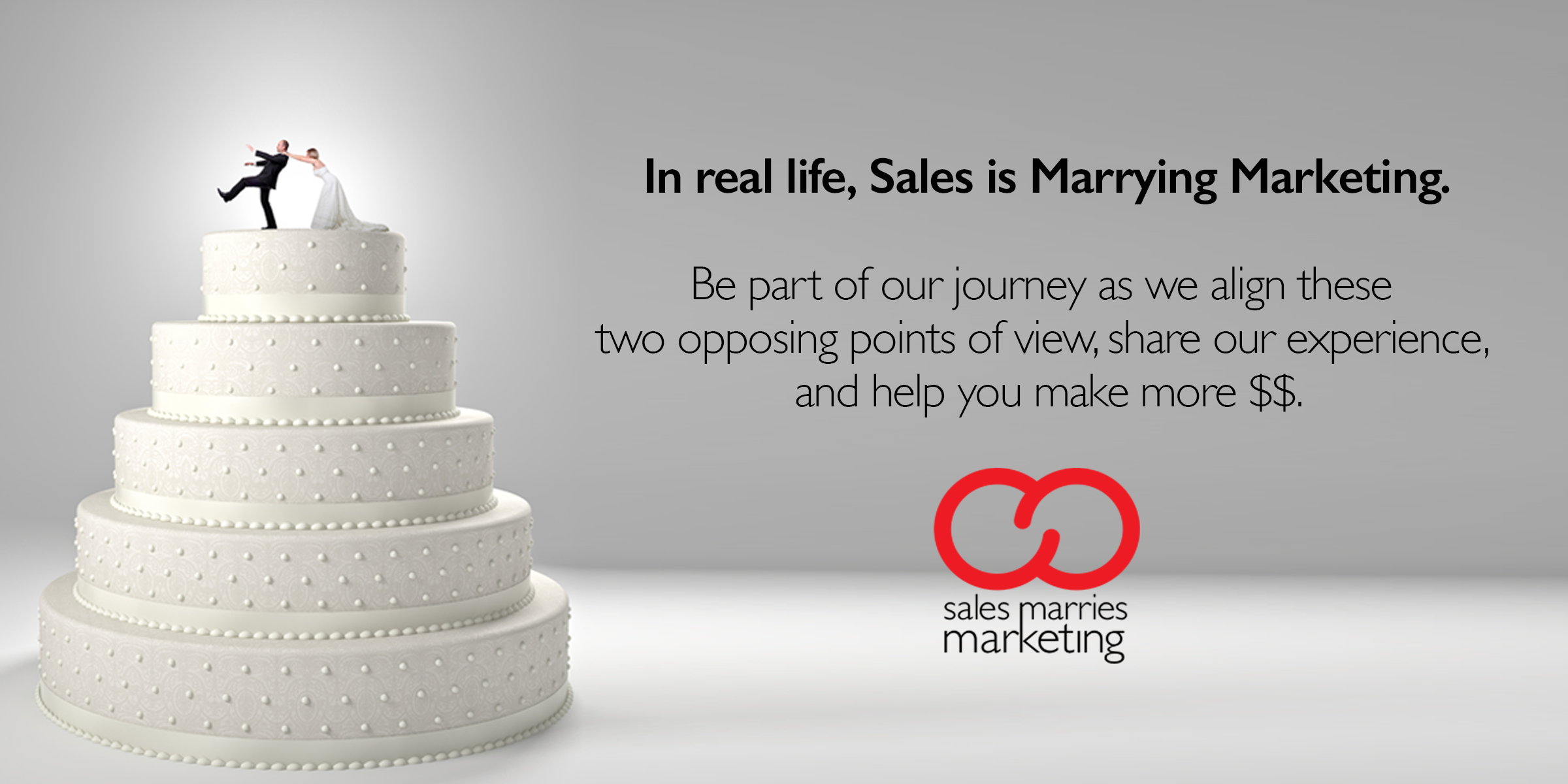 Sales Marries Marketing Podcast